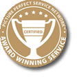 Picture Perfect Service Award